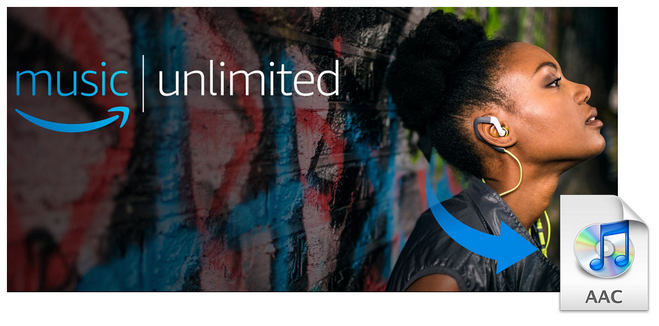 descargar amazon music unlimited a aac