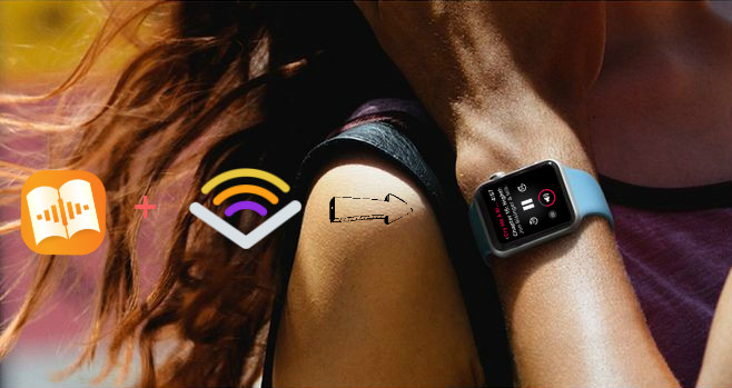 reproducir audiolibro en apple watch