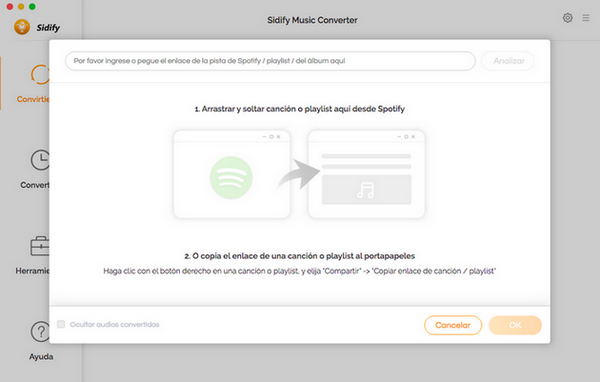 Import Music Files To Sidify
